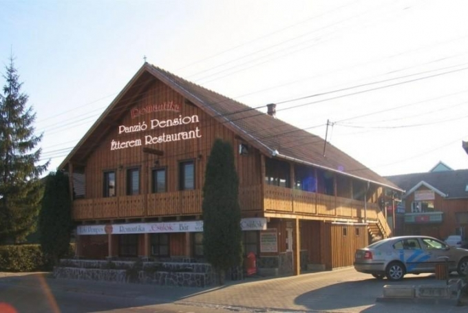 Pensiune și Restaurant Romantika