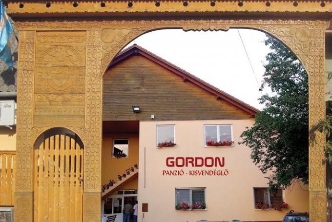 Gordon Panzió