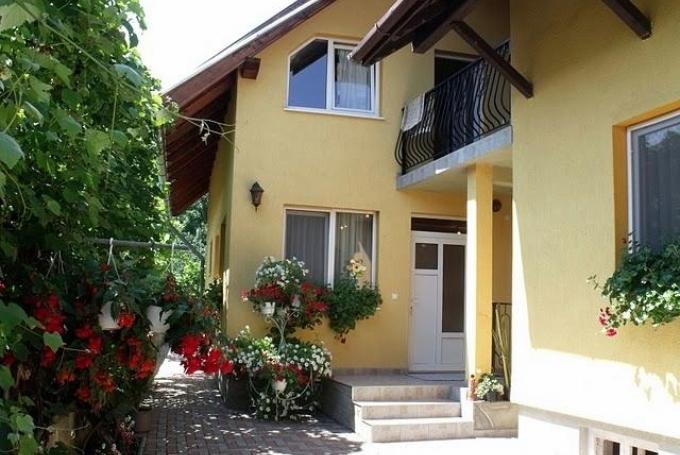 Casa de oaspeți Bálint Gazda