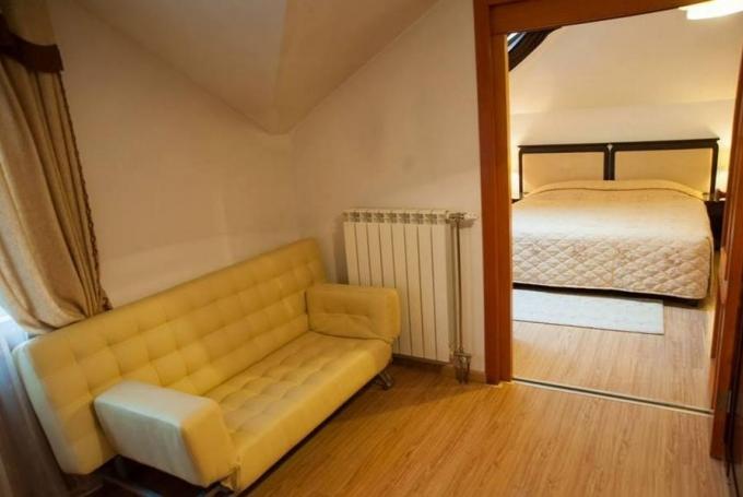 Cameră twin (cu pat suplimentar)