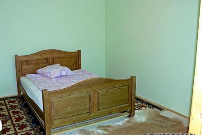 2 franciaágyas szoba