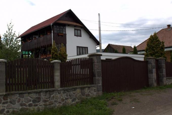 Casa de oaspeti Ezüst Fenyő