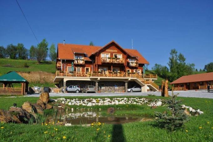 Pensiune și Restaurant Kárpátia