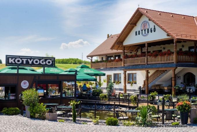 Kotyogó Pension & Restaurant