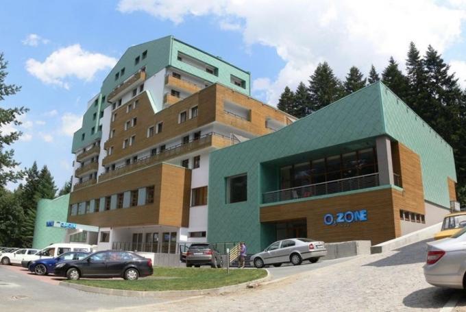 Hotel O3Zone Szálloda