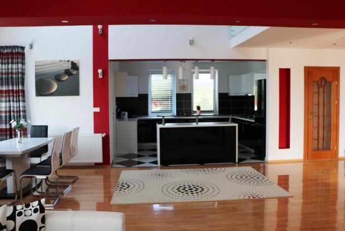 10 fős apartman (4 hálószoba)