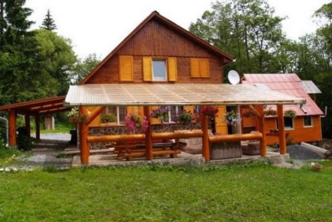 Sárkány-Tanya Kulcsosház
