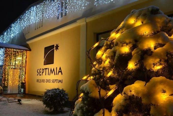Hotel  Septimia Resor Wellnes & Spa